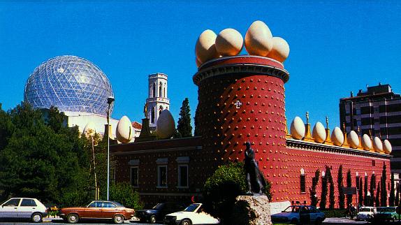 Teatro Museo de Dalí