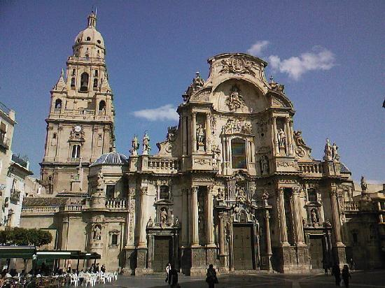 The tourist attractions of Murcia
