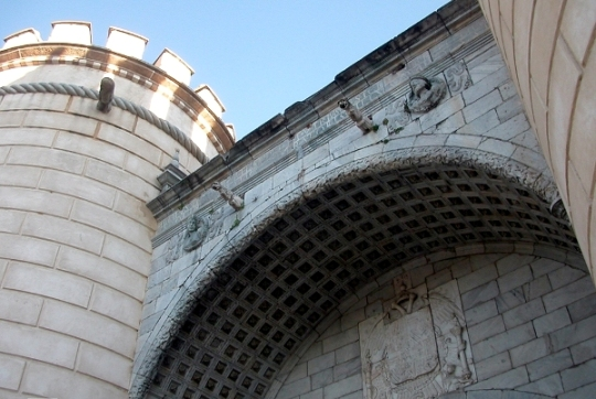 Puerta Badajoz