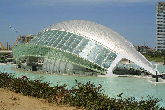 New Aqualark Ciudad-de-las-Artes