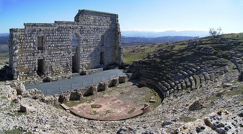 Teatro Romano de Acinipo