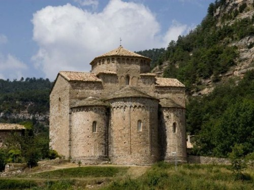 Sant jaume de frontanya el pueblo m s peque o de catalunya - Casa rural sant jaume de frontanya ...