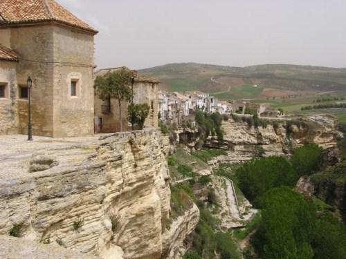 Baños Arabes Tordesillas:Alhama de Granada, el balneario en la altura