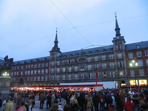 Ferias y mercadillos de navidad en madrid 2011 - Mercadillos madrid capital ...