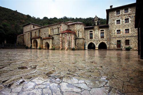Monasterio Toribio de Liebana