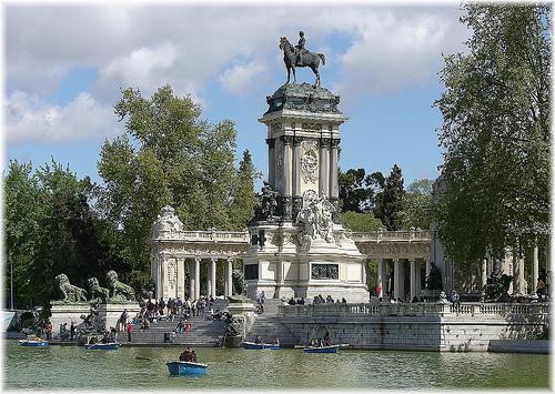 Cosas qu ver en madrid for Lugares turisticos de espana madrid