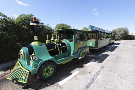 Tren turistico de Mahon