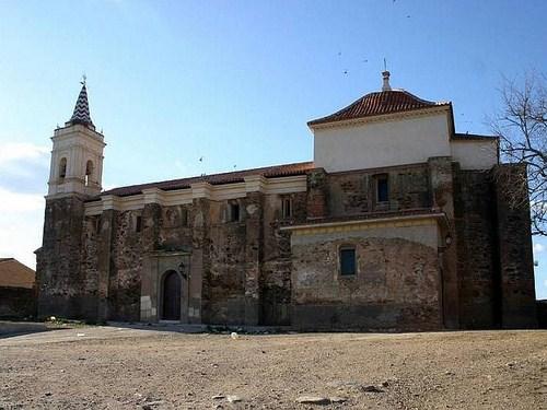 Iglesia Castillo de Paymogo