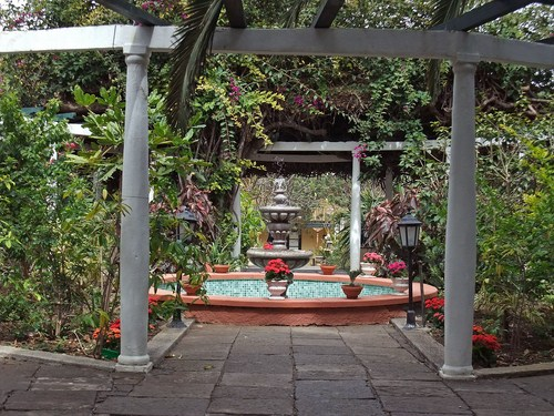 Jardin del Sitio Litre