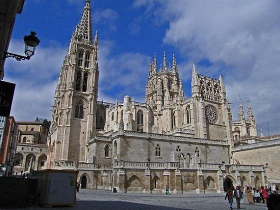 Burgos, la ciudad de las iglesias