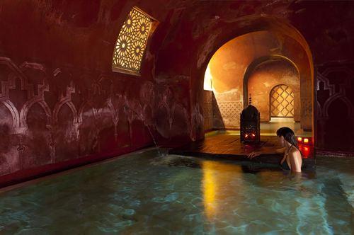 Baños Arabes Tordesillas:Hammam Al Andalus, nuevos baños árabes en Málaga