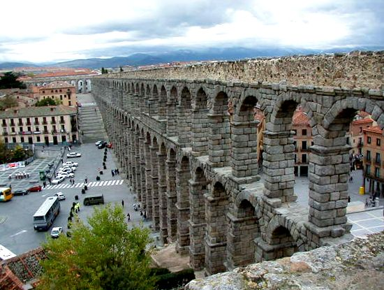 Turismo Segovia