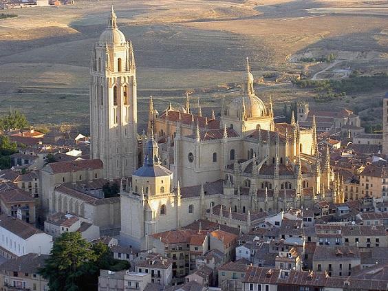 Viajes Segovia