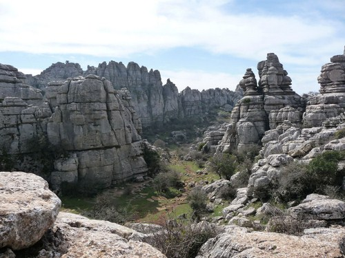 Torcal de Antequera