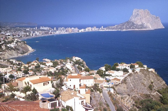 Turismo Calpe