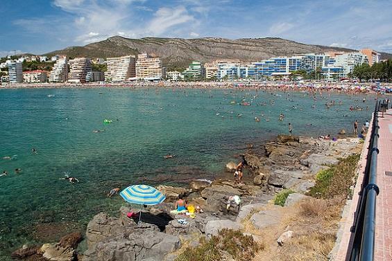 playas España