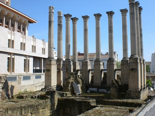 Templo Romano de Claudio Marcelo