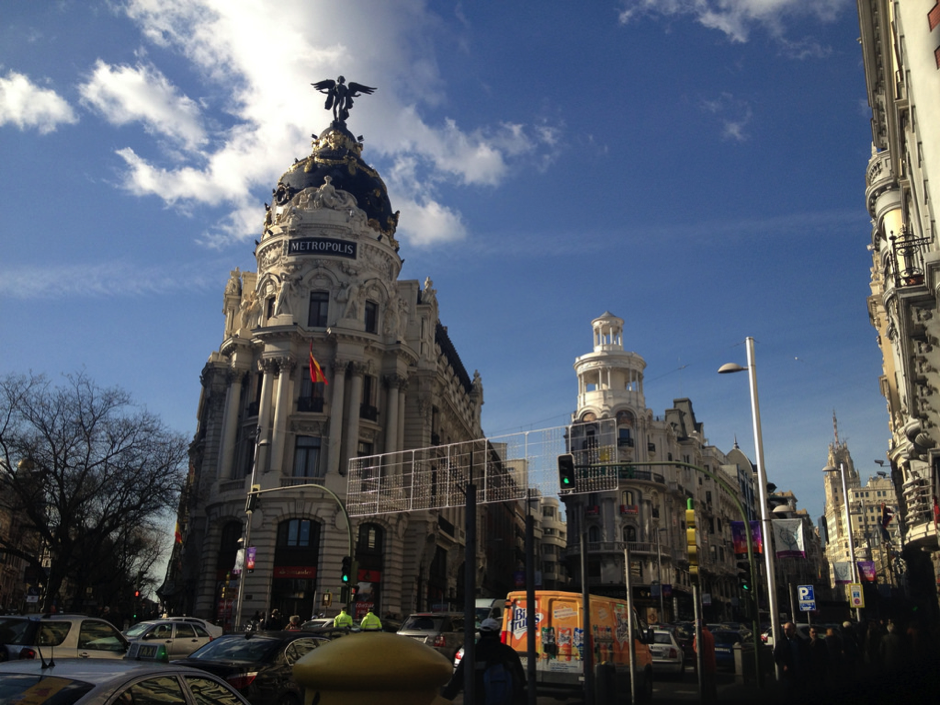 moverse por madrid